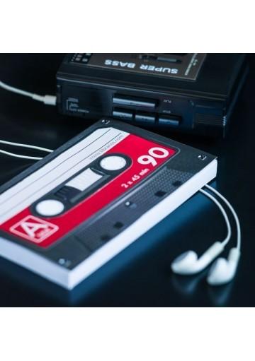 Libreta Cassettebook