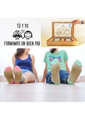 """KIT """"TÚ Y YO FORMAMOS UN BUEN PAR"""""""