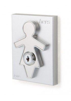 Colgador llaves él