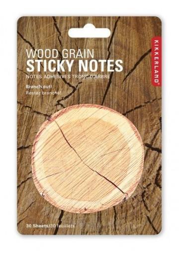 Notas adhesivas tronco