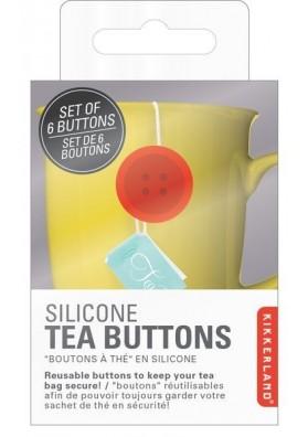 Set botones té