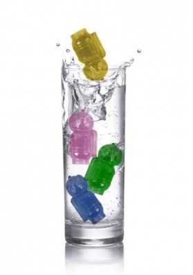 Set cubietos hielo