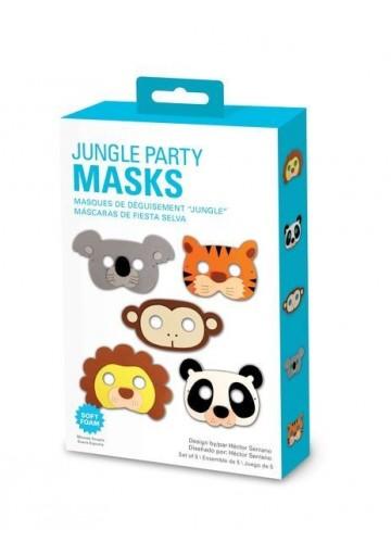 Set máscaras