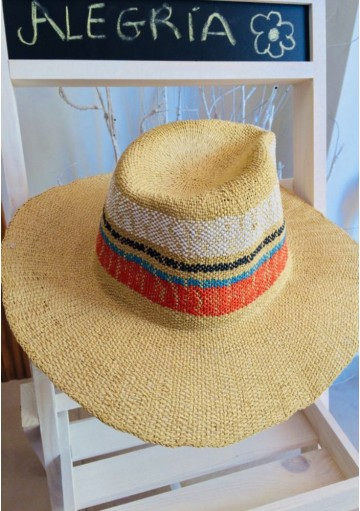 Sombrero natural