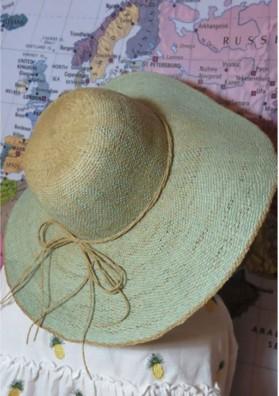 Sombrero ala verde