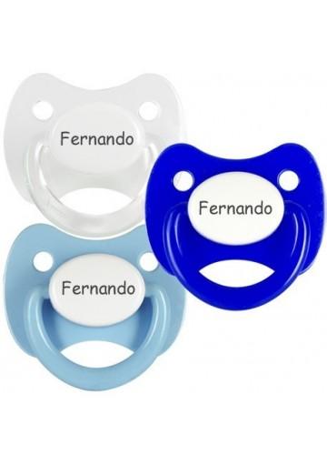 Chupetes Personalizados Con Nombre.Chupetes Personalizados Originalbox Surtido 9 Fiesta Baby Shower